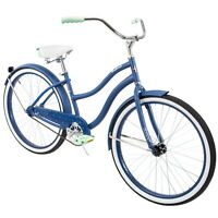 "Huffy 26"" Cranbrook Women's Comfort Cruiser Bike, Storm Blue Free Shipping!"