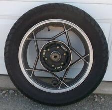 1980 Suzuki GS850 Rear Wheel