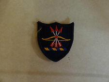 MILITARY PATCH US ARMY COLORED FOR SHOULDER NORTH DAKOTA NATIONAL GUARD