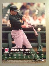 San Francisco Giants MARCO SCUTARO 2004 MLB Showdown Rookie Card #26 A's RC SF