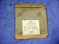 TRANSMISSION SET CHEVROLET 6 Cylinder 1929-42 NOS Felt Products FEL-PRO TS754