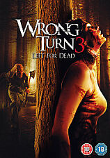 Wrong Turn 3 (DVD, 2010) New & Sealed