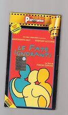 le fate ignoranti --  - i grandi film di panorama- VHS