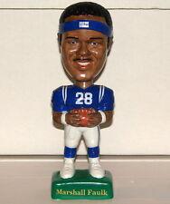 MARSHALL FAULK Indianapolis Colts RB 1996 SAM's Bobbing Head Bobblehead Figurine