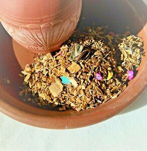 Peruvian Kapachi Incense - Native American Smudging Herb  16g