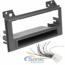 scosche car audio \u0026 video installation equipment for sale ebayscosche gm1515b gm02b wire harness mda1b antenna adapter combo