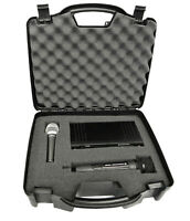 XL Microphone Case for Sennheiser Mics , Shure , VocoPro , AKG and More
