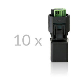 10 x Seat Occupancy Mat Bypass For BMW E46 E36 E38 E39 Z3 Airbag Sensor Emulator