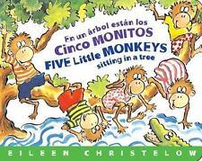En un �rbol Están los Cinco Monitos / Five Littl