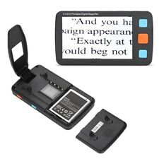 """5""""in LCD Portable Video Digital Magnifier Electronic Reading Aid for Low Vision"""
