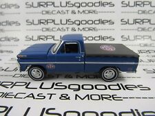 GREENLIGHT 1/64 LOOSE Collectible 1969 FORD F-100 F100 Pickup Truck Diorama Car