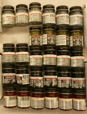 Lot Model Master Enamel Paint (28) 1/2 Ounce Bottles New