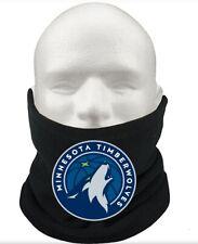 Minnesota Timberwolves Basketball Gift Thermal Fleece Scarf Snood Neck Warmer