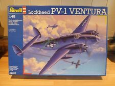 revell 1/48 lockheed pv-1 ventura model kit.