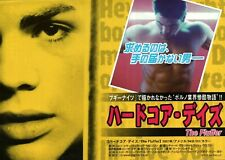 The Fluffer 2001 Wash Westmoreland Chirashi Movie Flyer Poster A4 Folded