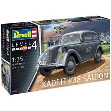 Revell Gmbh 03270 German Staff Car Kadett K38 Saloon Model Kit, 1:35 Scale -