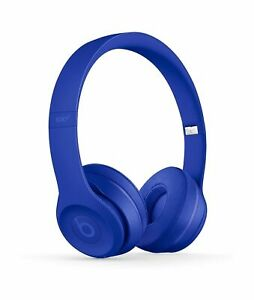 Beats By Dr Dre Wireless Headphones Beats Solo3 - Blue Brand New and Sealed