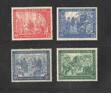 Mint Hinged Decimal George VI (1936-1952) European Stamps