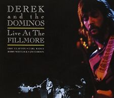 Derek and The Dominos - Live At The Fillmore [CD]