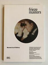 BN Frieze Masters Magazine Issue Nº7 Women In Art History Edition