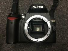 Nikon D60 Digital SLR Camera Body, Black Carrying Strap