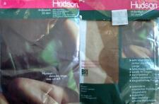 1 x NYLONS - HUDSON - H-STRETCH - INKA - 20 DEN - 60/70er - GR. 9