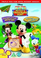 Mickey Mouse Club House - 3 Film DVD Set.