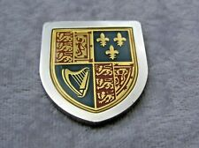 THE COATS OF ARMS OF THE GREAT MONARCHS OF HISTORY INGOT ANNE FRANKLIN MINT