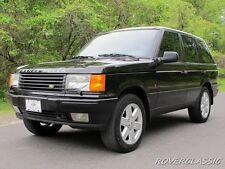 2000 Land Rover Range Rover HSE