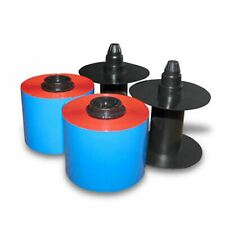 Frama EcoMail / OfficeMail Compatible Refillable Franking Ink Ribbons x2 - RED