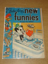 NEW FUNNIES #157 G- (1.8) ANDY PANDA WOODY WOODPECKER DELL COMICS MARCH 1950