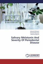 Salivary Melatonin and Severity of Periodontal Disease.by Nilkanth New.#
