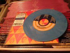"""Mark Lanegan/Karen Dalton Same Old Man BLUE VINYL 7"""" 45 Record non lp song! NEW!"""