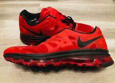 Nike Air Max+ 2012 University Red/Black - Size 10.5 - SKU 487982 601