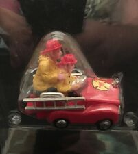 Firemen Pedal Car 22029 Lemax Figurines New in Package
