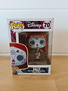 SALLY Pop Vinyl Disney 70 *Has Minor Box Damage