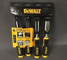 New DEWALT Wood Chisel Set (4-Piece) DWHT16063