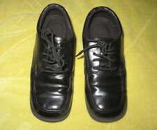 SONOMA Black Dress Tie SHOES Men Boys Sz 6 Med Worn Handful of Times Zak