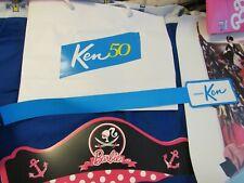 Barbie Convention Ken's 50th Birthday Souvenir Items