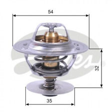 Thermostat, Kühlmittel für Kühlung GATES TH11287G1