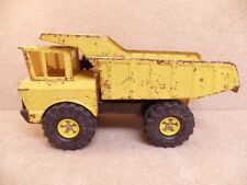 Vintage 1970's Tonka Pressed Steel & Plastic Dump Truck 19 Inch Long Made in USA