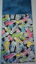 High Top Sneakers Cotton Handmade Standard Pillowcase
