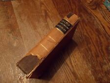 Antique Groves Greek & English Dictionary (HB 1867)