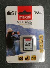 Maxell SDHC 16gb Card X-Serie Class 10