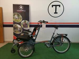 Therapeutisches Van Raam Opair Rollstuhlrad Rollfiets Teilbar NEU!!!
