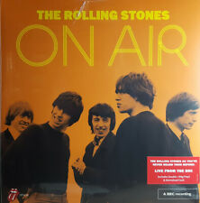 ROLLING STONES - ON AIR - 2LP VINYL NEW SEALED 2017 - 180 GRAM