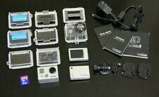 GoPro HD Hero2 with accessories.