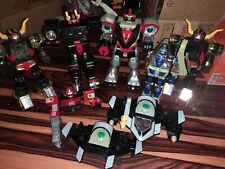 Power Rangers Intermediate Megazord Parts Lot