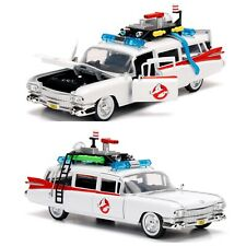1/24 Jada Cadillac Ghostbusters Ecto 1 Ghostbusters New Box Free Shipping Home