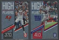 2019 Panini Unparalleled HIGH FLYERS & Groove Complete Your Set - You Pick!
